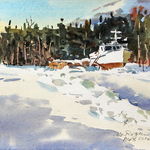 William Rogers - Winter Landscapes and other Subjects