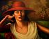 RED HAT 2 by Mollie Erkenbrack