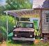Garage Port Glory by Joseph Gyurcsak