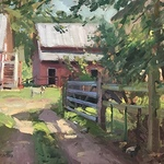 Joseph Gyurcsak - Plein Air Painting / Getting Down the Essence