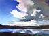 Henshaw After the Storm by Carol Lindemulder