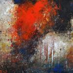 Lisa Boardwine - Exploring Abstracts in  Oil/Cold Wax Medium