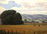 "Sonoma Pastures by Mark Farina Oil ~ 18"" x 24"""