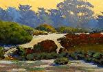 "Carmel Dunes Demo by Mark Farina Oil ~ 16"" x 20"""