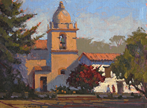 California Missions & Local Landmarks