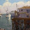 Monterey Wharf Loading Docks