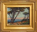 "Monterey Dunes 8x10 by Mark Farina Oil ~ 8"" x 10"""
