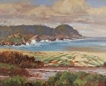 "Point Lobos From Monastery Beach by Mark Farina  ~ 16"" x 20"""