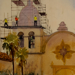 Mark Farina - 20th Anniversary Exhibition: California Art Club at The Old Mill