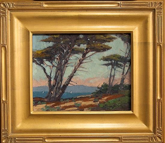 Monterey Dunes 8x10 - Oil