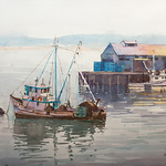 Mark Farina - 51st Watercolor West 2019 International Juried Exhibition