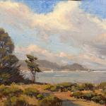 Mark Farina - American Impressionist Society National Exhibition