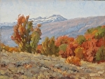 Mt. Ogden by Keith Bond Oil ~ 9 x 12