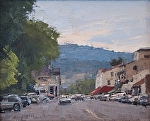 Spain Street by Keith Bond Oil ~ 8 x 10