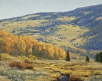 Peak of Autumn by Keith Bond Oil ~ 22 x 28
