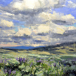 Mike Wise - Stories Woven into the Land: Landscapes Inspired by the West