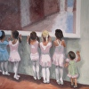 """Waiting for Degas"""
