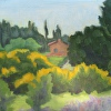 """A Vista of Provence in June"""