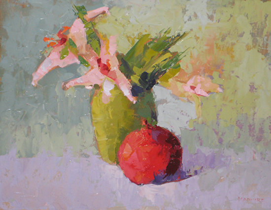 Lilies & Pommegranate - Oil