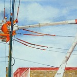 Susie Burch - Reflections, The Fifth Virginia Avery Memorial Juried Art Exhibition