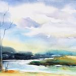 Yvonne Joyner - Atmospheric Skies and Landscapes