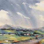 Yvonne Joyner - Pagosa Springs Atmospheric Landscapes