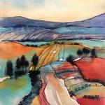 Yvonne Joyner - Abstracting Landscapes
