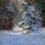Cecy Turner - National Oil and Acrylic Painters Society Best of America Small Works National Juried Exhibition