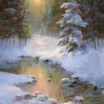 Cecy Turner - Oil Painters of America Salon Exhibition of Tradional Oils