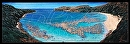 Best Beaches Hanauma Bay by Bill Braden Oil ~ 2.5 feet x 8 feet