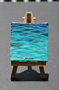 "IMG_1611 by Bill Braden Oil ~ 3"" x 3"""