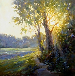 Sara Linda Poly - The Washington Society of Landscape Painters Exhibition