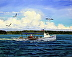 Another Crab Season for Old Miss Linda by Jerry Spangler