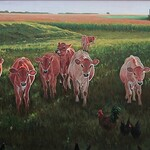 Jan Stommes - ANIMAL GROUPS 9 ARTISTS / 9 GROUPS