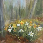 Vickie Chew - Ironstone's Spring Obession Juried Art Show