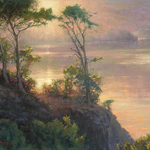 Kim Lordier - THE LUMINOUS LANDSCAPE- New Paintings by Kim Lordier
