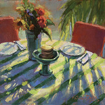 Kathleen Denis - Focusing On The Focal Point (En Plein Air)