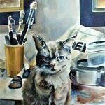 Barbara Edwards - Georgia Watercolor Society Member Exhibition 2021