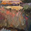 Silence Falling on the Marsh II