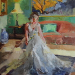 Ann Watcher - American Impressionist Society 21st Annual National Juried Exhibition