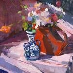 Ann Watcher - Oil Painters of America Juried Salon Show