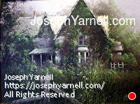 Ivy House by Joseph Yarnell Acrylic ~ 24 x 18