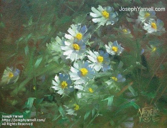 by Joseph Yarnell Oil ~ 8 x 10