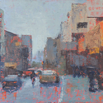 Celeste McCollough - American Impressionist Society 21st Annual National Juried Exhibition