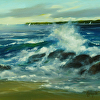 Rough Surf, Pemaquid