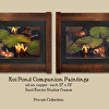 Koi Pond Painting Companions