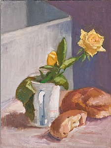 Rose with Bread