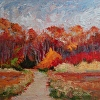 Coastal New England Autumn