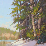 Barbara Jaenicke - American Impressionist Society Small Works Showcase