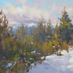 Barbara Jaenicke - Oil Painters of America Juried Salon Show